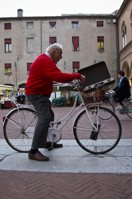 Ferrara Cycle Chic_Uomo