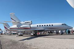 N196FJ Falcon 50 (pslg05896) Tags: lasvegas henderson hnd hsh nbaa falcon50 khnd hendersonexecutiveairport n196fj