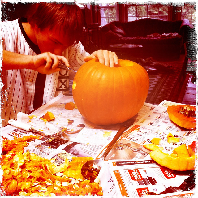 The master carver