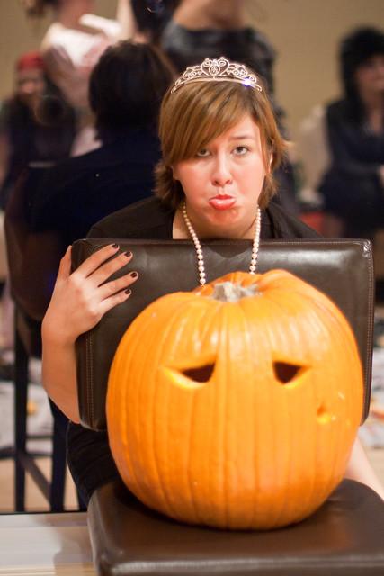 Sad Pumpkin is Sad