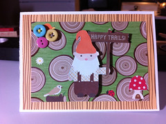 (Etsy Ketsy) Tags: voyage wood bon house bird mushroom forest woodland happy gnome buttons trails muscaria aminita