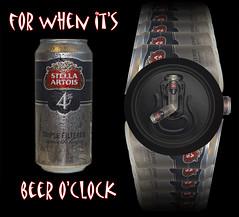 Get Pushed R12 - For When It's Beer o clock (Paul J Chapman Photography) Tags: beers cheers stellaartois beeroclock getpushed