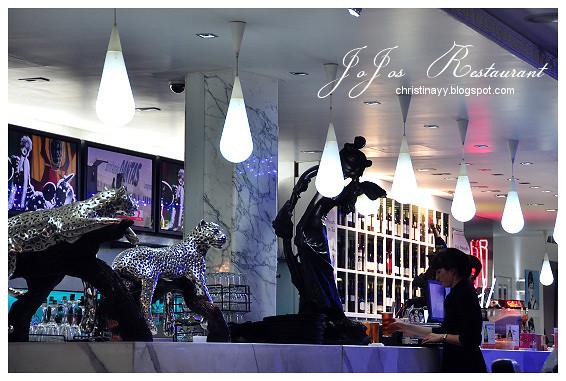Jo-Jo's Restaurant at Queen Street Mall