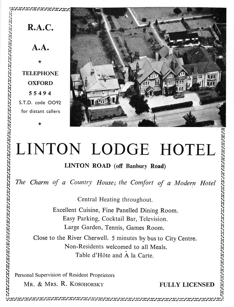 Linton Lodge Hotel