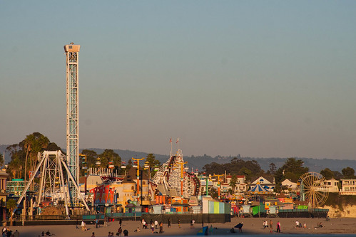 Santa Cruz Board Walk