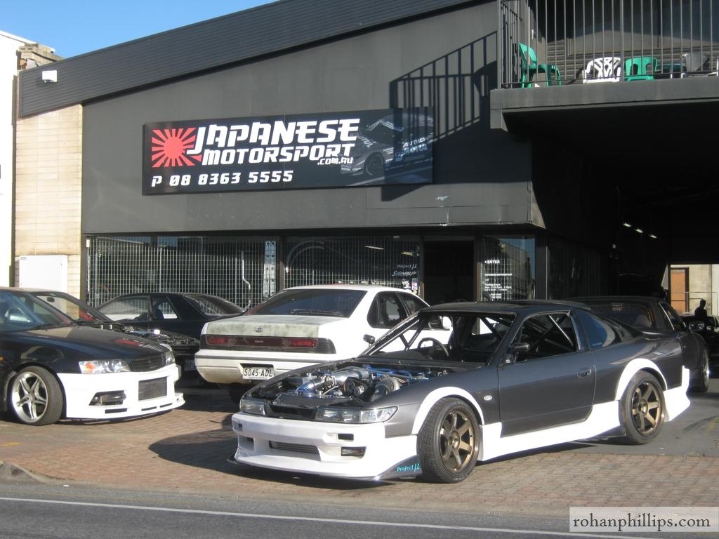 Japanese Car Importer: 1988 Nissan A31 Cefiro