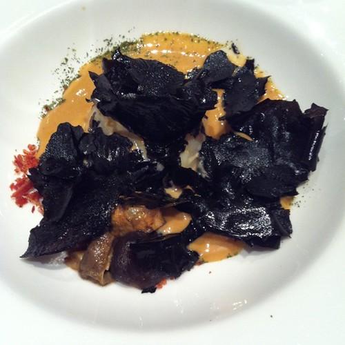 Zaragoza | Restaurante La Senda | Huevos rotos