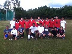 Oaxaca Rugby: Zinacantli 11.2011