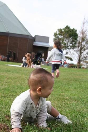 マザー牧場で遊ぶ