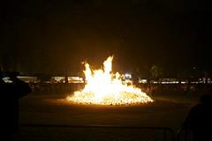 Bonfire Night (aurlien.) Tags: fire guyfawkes bonfire bonfirenight guyfawkesnight canoneos5dmarkii eos5dmarkii tse24mmf35lii canontse24mmf35lii