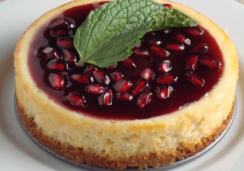 Pom Cheesecake
