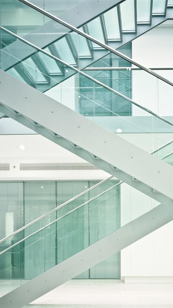 BAE atria stair (ESA)