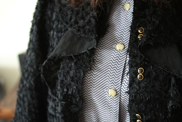 Shaggy Vintage Jacket