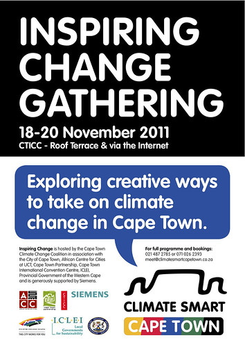 Inspiring Change Gathering @ Cape Town 11.2011
