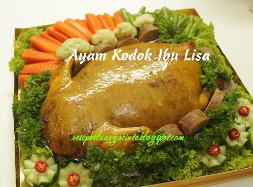 Ayam Kodok ibu Lisa
