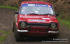 131 John Gibson (Ashley Middleton Photography) Tags: morning ford car time events transport warren rallying carrace carclub roadvehicle racingdrivers johngibson photospecs sigma18200mmf3563dcos fordescortmexicomk1 tempestrally middlesexcountyac