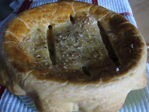 mmm, pie crust