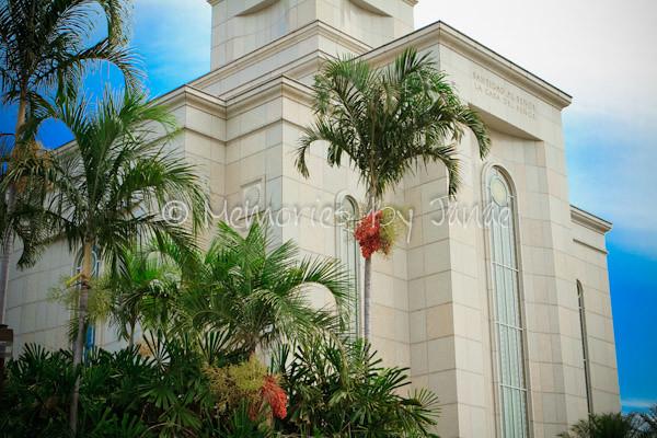 Guayaquil Ecuador Vintage LDS Temple Prints -0177