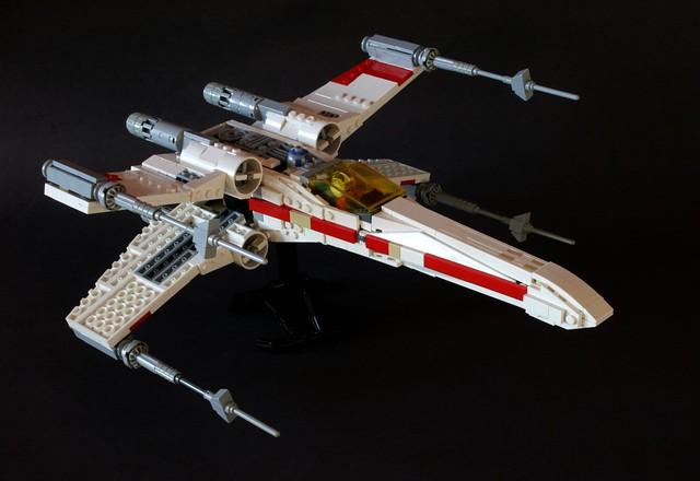 Psiaki's X-wing 6338245530_304c391cb6_z