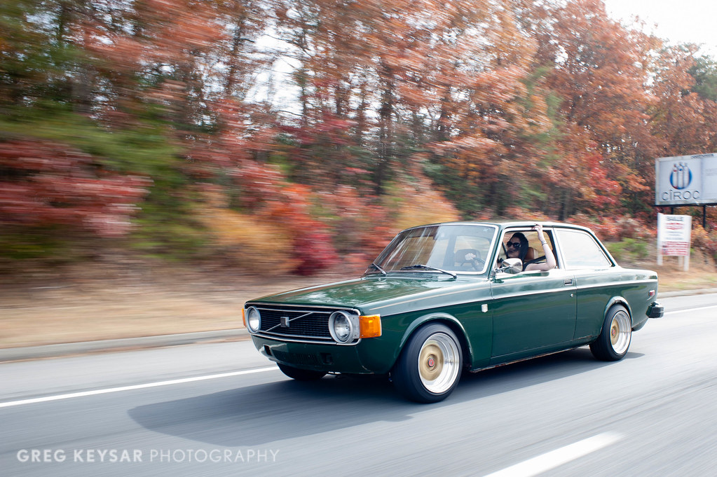 Image Gallery Stanced Volvo 142