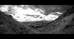 """Hiking Landscape"" - 312/365 (Nelson Vargas Photo) Tags: sky panorama grass clouds landscape utah saltlakecity sigma24mmf18exdg nikond700"