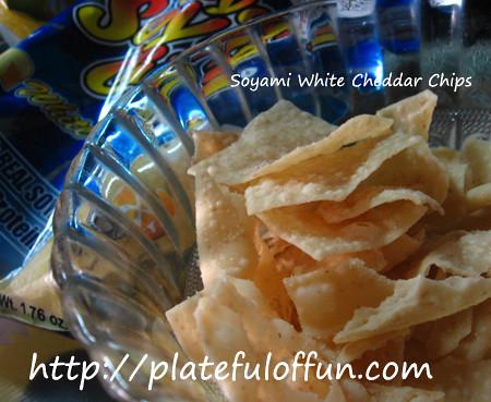 Soyami white cheddar cheese