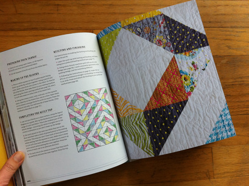 Prismatic - Little Bits Quilting Bee