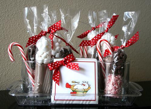Snowman Soup Gift