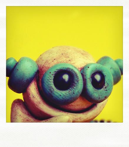 Sneak Peek | Little Adorable Robot is Adorable by HerArtSheLoves