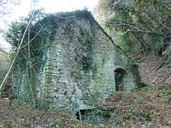 P1000041 (gzammarchi) Tags: casa italia natura pietra montagna arco paesaggio mulino bosco rudere camminata itinerario rapezzo firenzuolafi
