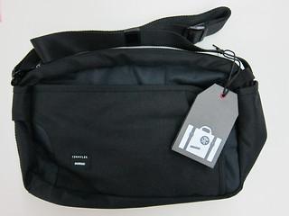 Crumpler Bag - Dry Red No. 2