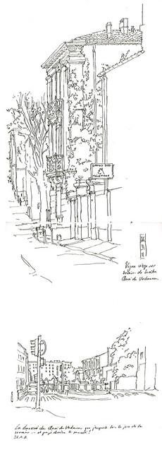 26.11.2011 vers le Quai du Verdanson