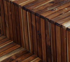 Teak step with Proteak lumber (Proteak Renewable Forestry) Tags: wood forestry deck tiles plantation organic decking lumber countertop sustainable hardwood fsc renewable teak certified proteak