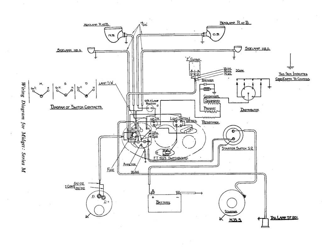 triple m register - m wiring 1938 ford wiring diagram 1938 mg wiring diagram #2