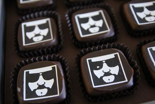 Dude chocolates by Caroline on Crack