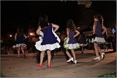 Jvenes bailaoras (Art.Mary) Tags: espaa canon dance spain fiestas parties danse granada espagne baile ogjares ftes adaluca