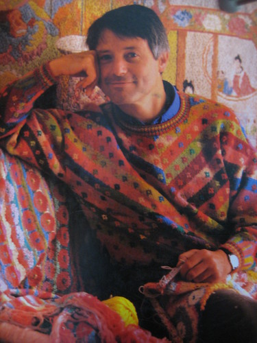 Kaffe Fassett the right way up IMG_1749