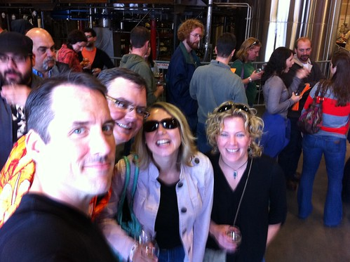 At Elysian's Great Pumpkin Beer Festival