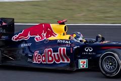 F1日本グランプリ2011 金曜フリー走行