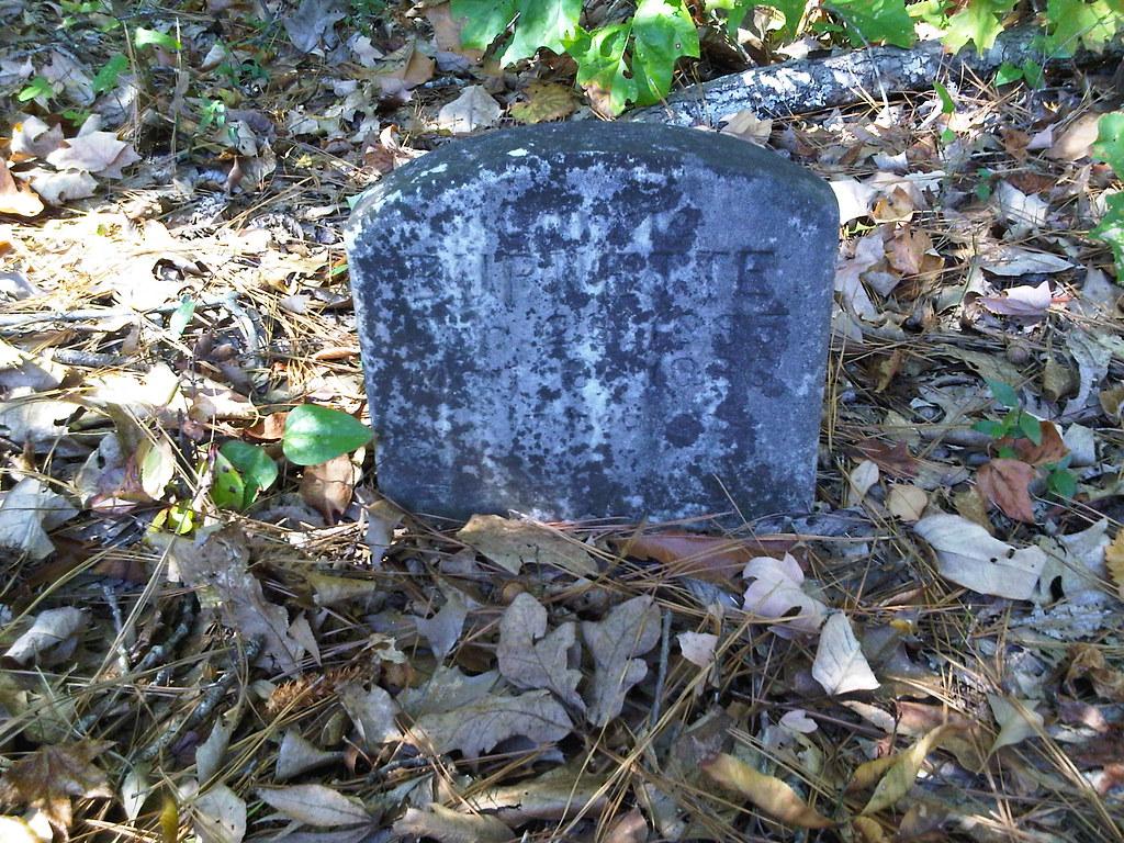 Gumm Cemetery Carrie Burnette