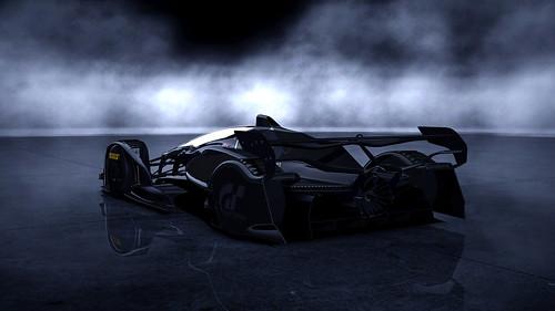 Gran Turismo 5 DLC: Gran Turismo Red Bull X2011 Prototype