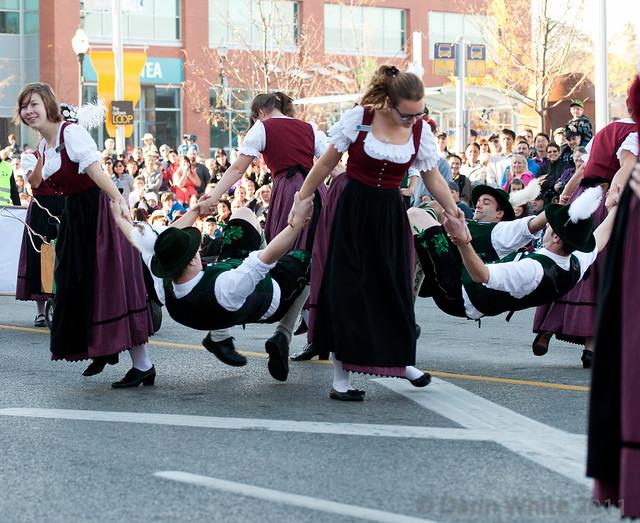 Oktoberfest Parade 2011 356