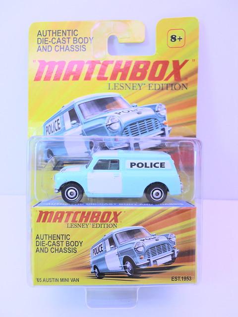 matchbox lesney '65 austin minivan (1)