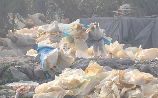 Snapshot: The plastics recyclers of Lima 1