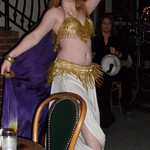 "Belly dance to live music. <a style=""margin-left:10px; font-size:0.8em;"" href=""http://www.flickr.com/photos/51408849@N03/6238960592/"" target=""_blank"">@flickr</a>"
