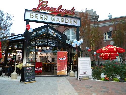 Yelptober Fest @ Leinenkugel's Beer Garden