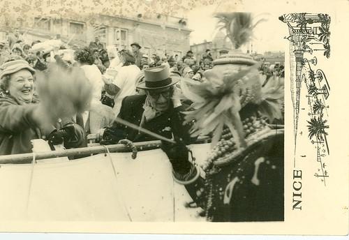 Carnaval en Niza