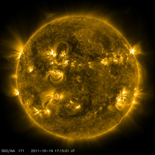 View of the Sun Today from the SDO Mission