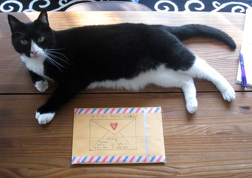Soda also ♥s U.S. Postal Workers