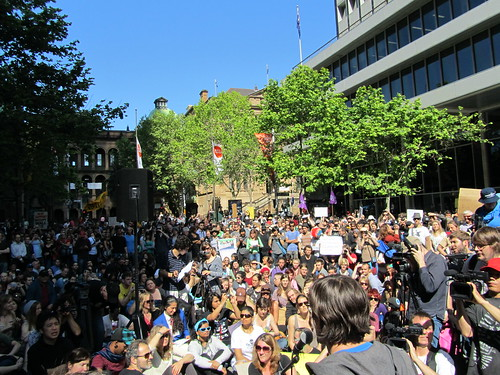 Occupy Sydney 077